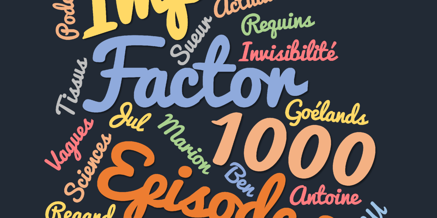 Impact Factor 1000 : Episode 3